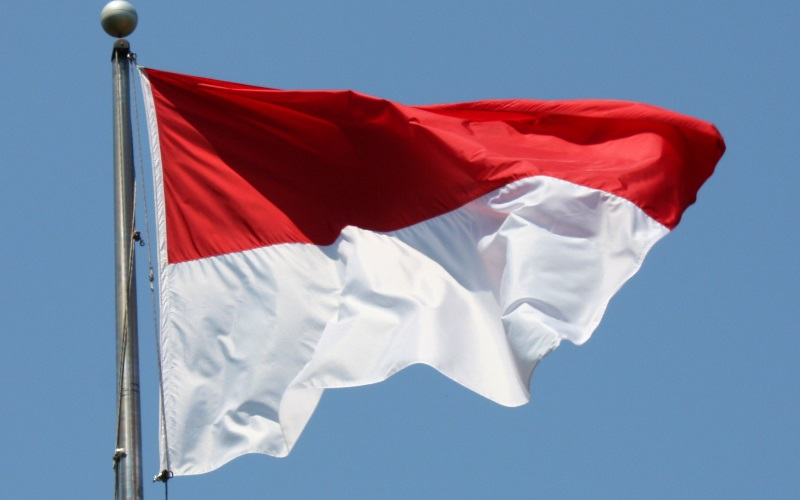 DH-Pray for Indonesia